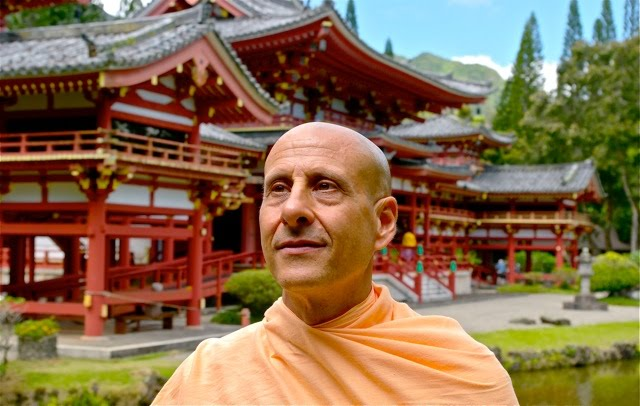 Radhanath Swami