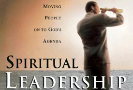 What is spiritual about Leadership